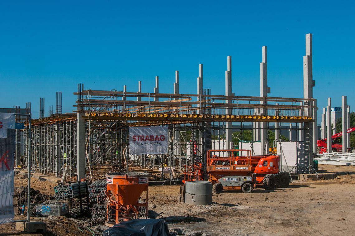 budowa nowej siedziby